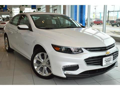 2017 Chevrolet Malibu for sale in Akron, OH