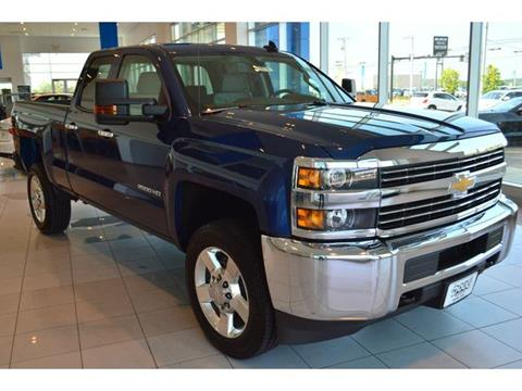 2018 Chevrolet Silverado 2500HD for sale in Akron, OH