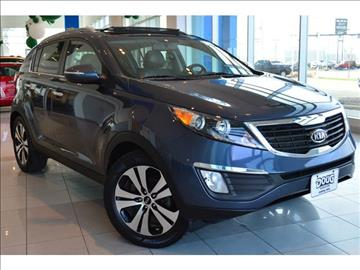 2011 Kia Sportage for sale in Akron, OH