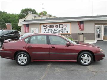 2001 Chevrolet Impala for sale in Rock Island, IL