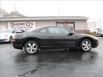 2003 Mitsubishi Eclipse for sale in Rock Island, IL