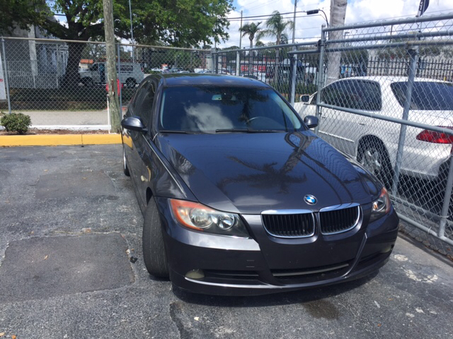 2007 BMW 3 Series 328i 4dr Sedan - Tampa FL