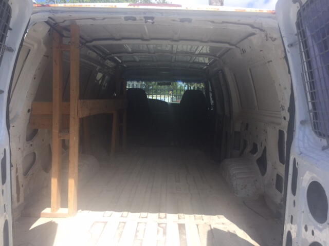 1996 Ford E-250 Base 3dr Econoline Extended Cargo Van - Tampa FL