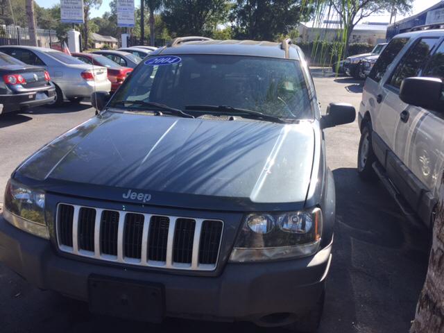 2004 Jeep Grand Cherokee Laredo 4dr SUV - Tampa FL