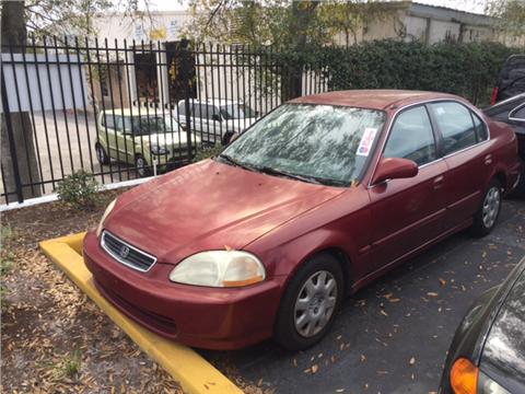 1998 Honda Civic for sale in Tampa, FL