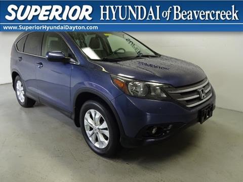 2012 Honda CR-V for sale in Beavercreek, OH