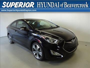 2014 Hyundai Elantra Coupe for sale in Beavercreek, OH