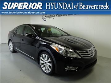 Hyundai Azera For Sale Ohio Carsforsale Com
