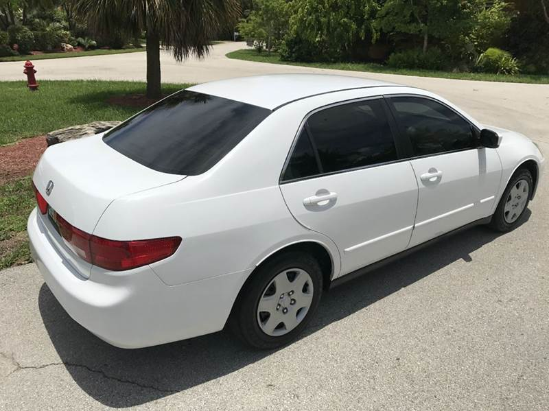 2005 Honda Accord LX 4dr Sedan - Pompano Beach FL