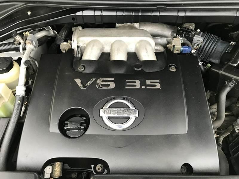 2005 Nissan Murano SL 4dr SUV - Pompano Beach FL
