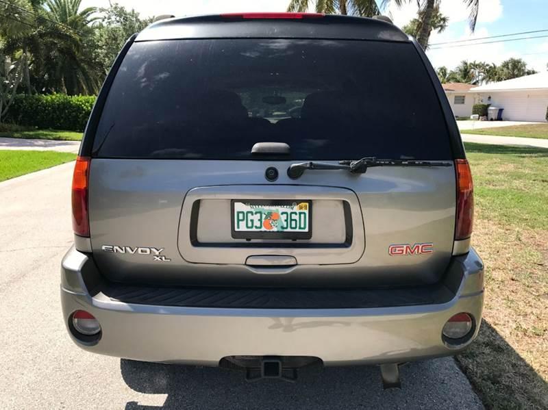 2006 GMC Envoy XL SLE 4dr SUV - Pompano Beach FL