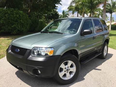 2005 Ford Escape for sale in Pompano Beach, FL