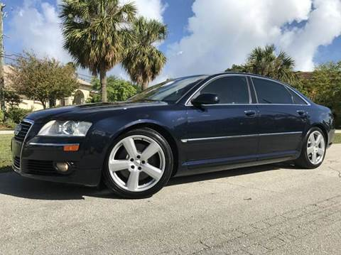 Audi A For Sale Carsforsalecom - 2006 audi a8