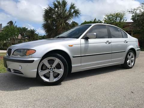 2004 BMW 3 Series for sale in Pompano Beach, FL