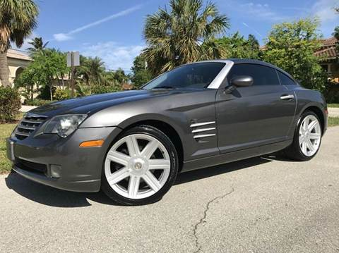 2004 Chrysler Crossfire for sale in Pompano Beach, FL