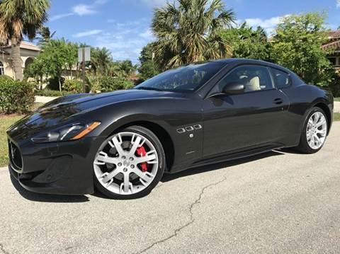 2013 Maserati GranTurismo for sale in Pompano Beach, FL