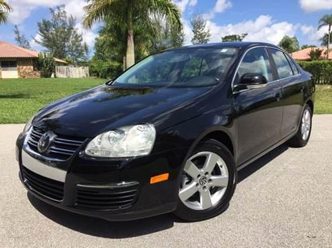2008 Volkswagen Jetta for sale in Pompano Beach, FL