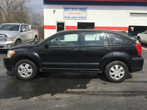 2008 Dodge Caliber for sale in Langley, OK