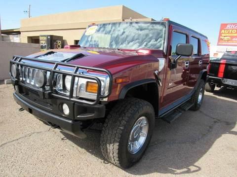 2003 HUMMER H2 for sale in Phoenix, AZ