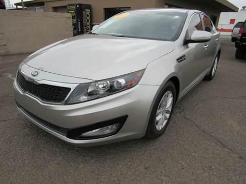 2013 Kia Optima for sale in Phoenix, AZ