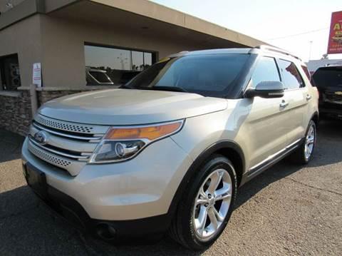 2011 Ford Explorer for sale in Phoenix, AZ