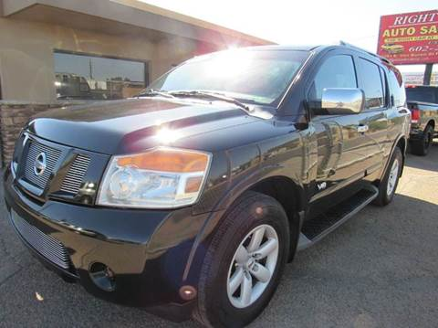 2009 Nissan Armada for sale in Phoenix, AZ