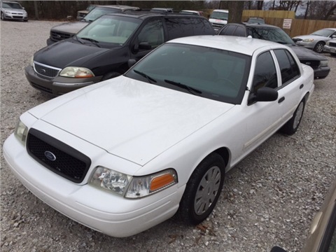 2009 Ford Crown Victoria for sale in Springdale, AR