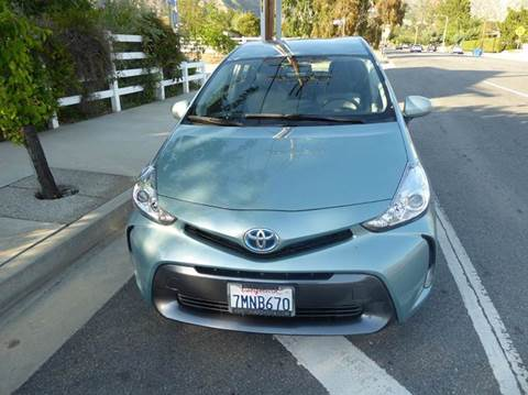 2015 Toyota Prius v for sale in Los Angeles, CA