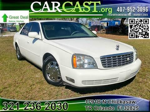 2004 Cadillac DeVille for sale in Orlando, FL