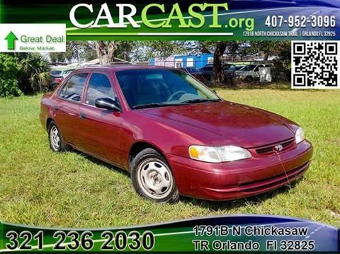 1998 Toyota Corolla for sale in Orlando, FL