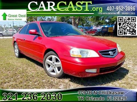 2001 Acura CL for sale in Orlando, FL