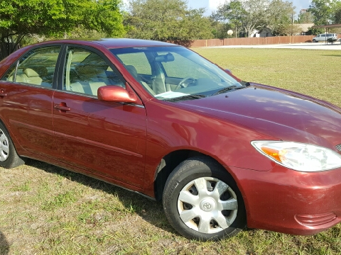 2002 Toyota Camry for sale in Orlando, FL