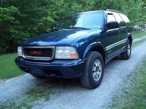 2001 GMC Jimmy for sale in Kingsley, PA