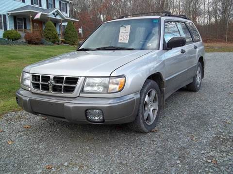 1999 Subaru Forester for sale in Kingsley, PA