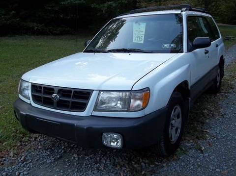 1998 Subaru Forester for sale in Kingsley, PA