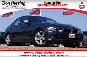 2014 BMW 3 Series for sale in Dallas, TX