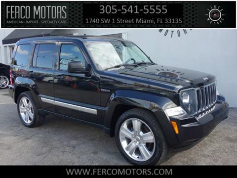 2012 Jeep Liberty for sale in Miami, FL