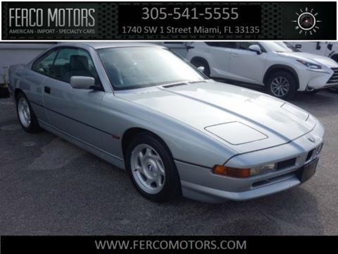 1997 BMW 8 Series for sale in Miami, FL