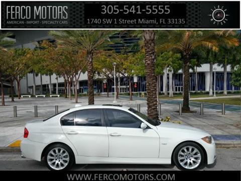 2006 BMW 3 Series for sale in Miami, FL