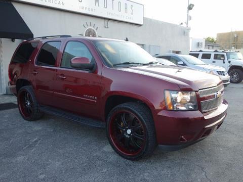 2008 Chevrolet Tahoe for sale in Miami, FL