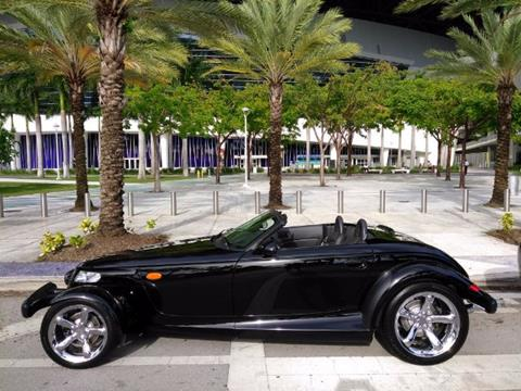 2000 Plymouth Prowler for sale in Miami, FL