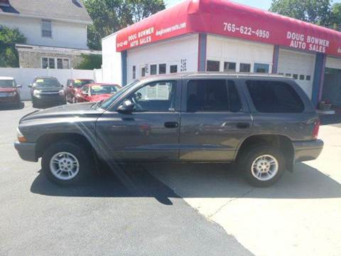 2002 Dodge Durango for sale in Anderson, IN