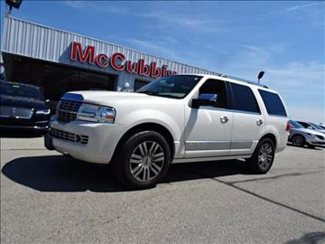 lincoln navigator for sale in indiana
