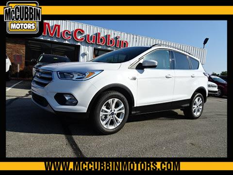 2018 Ford Escape for sale in Madison, IN