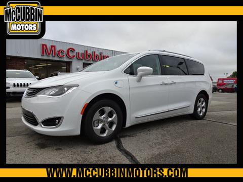 2018 Chrysler Pacifica Hybrid for sale in Madison, IN