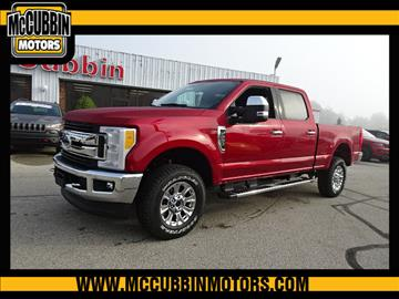 2017 Ford F-250 Super Duty for sale in Madison, IN