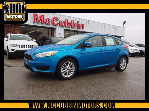 2017 Ford Focus for sale in Madison, IN