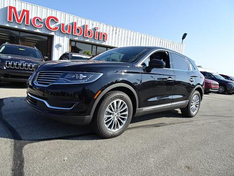 2017 Lincoln MKX for sale in Madison, IN