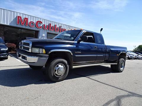 2001 Dodge Ram Pickup 3500 for sale in Madison, IN