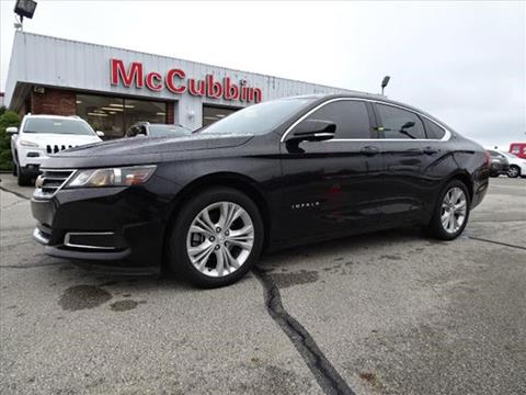2014 Chevrolet Impala for sale in Madison, IN